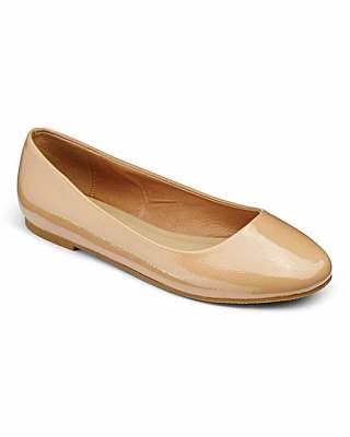 Дамски обувки лак
