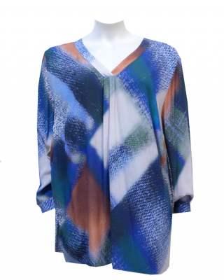Блуза шпиц с плоха