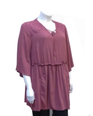 Блуза дантела с набор