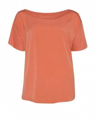 Блуза Triangle оранж