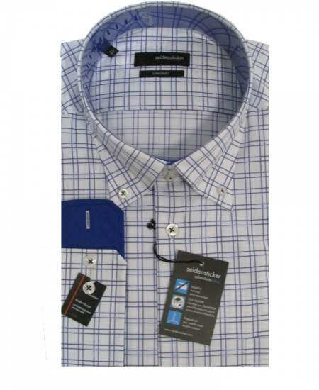 Риза Seidensticker каре