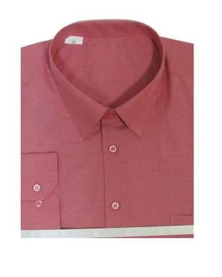 Риза дълъг ръкав Каре ситно