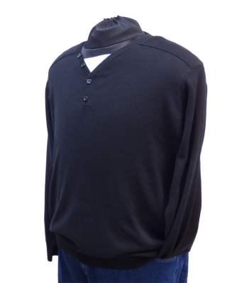 Пуловер шпиц копче