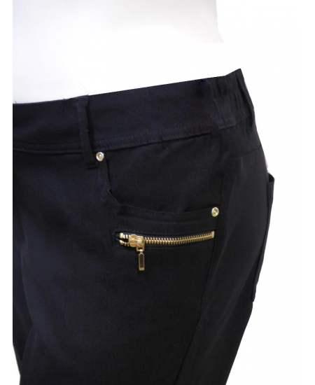 Панталон средни еластан