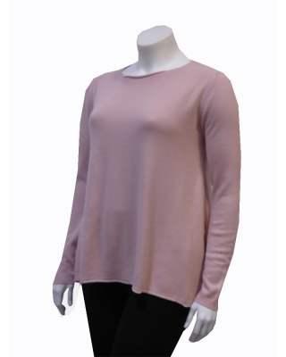 Пуловер с цепки