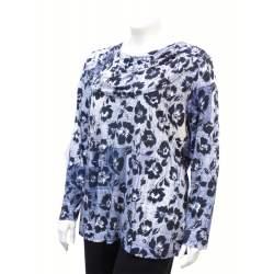 Блуза гръцко деколте