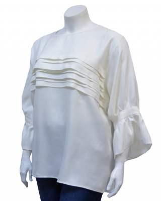 Блуза ленти