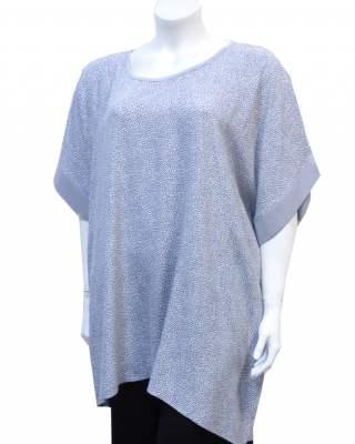 Блуза Triangle сив