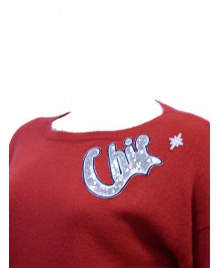 Пуловер  Chic