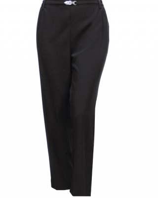 Панталон черен официален 072