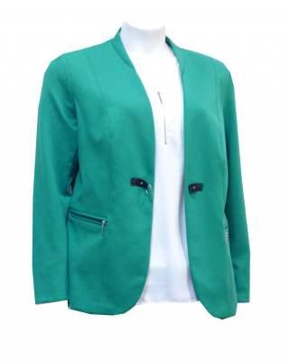 Сако зелено