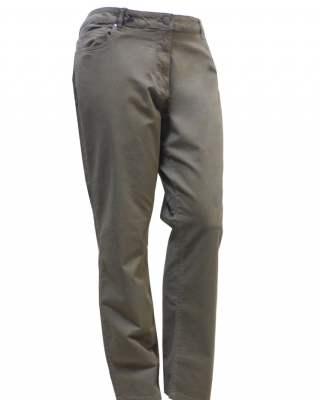Панталон тъмнозелен