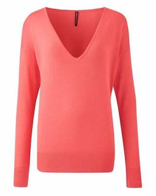 Пуловер Capsule корал