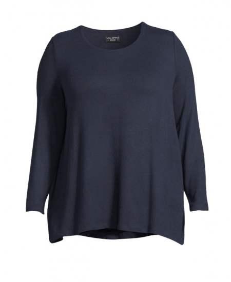 Пуловер Via Appia Due тъмносин