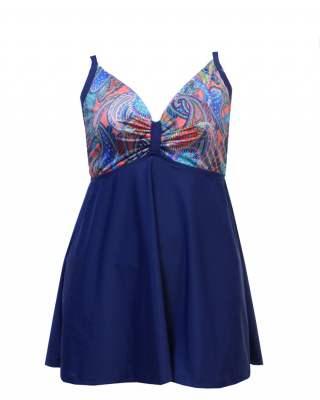 Бански Феми DK06903 рокля Импресия