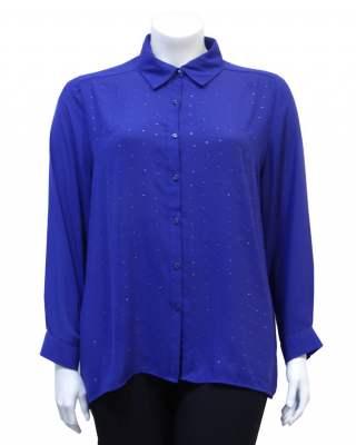 Блуза Блестящ ефект