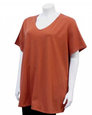 Блуза брик шпиц
