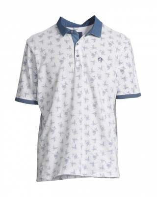 Блуза Campione garda Indigo