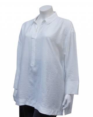 Блуза дълбок шпиц класик