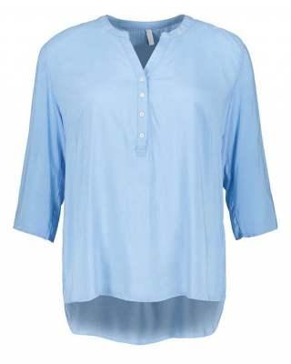 Блуза Хармония в синьо