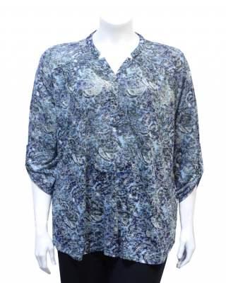 Блуза Кашмирена шарка