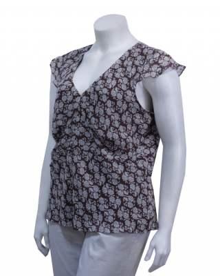 Блуза двойна стил