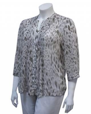 Блуза коприна плохи копчета