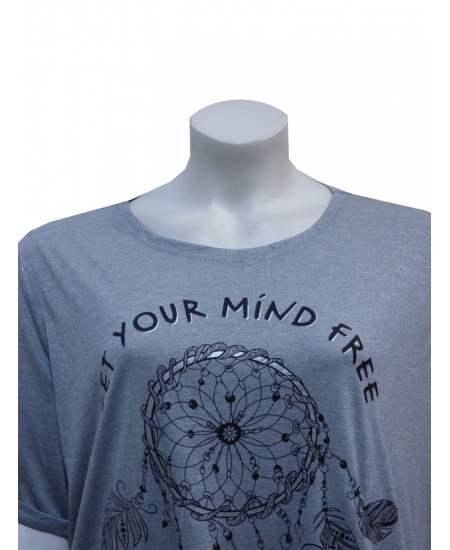 Блуза Mind free