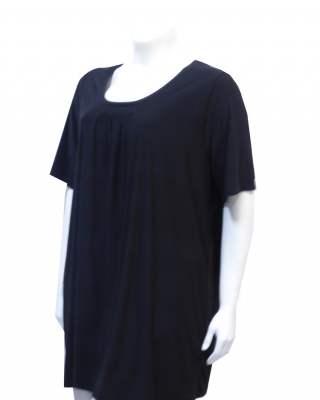 Блуза Плоха в черно