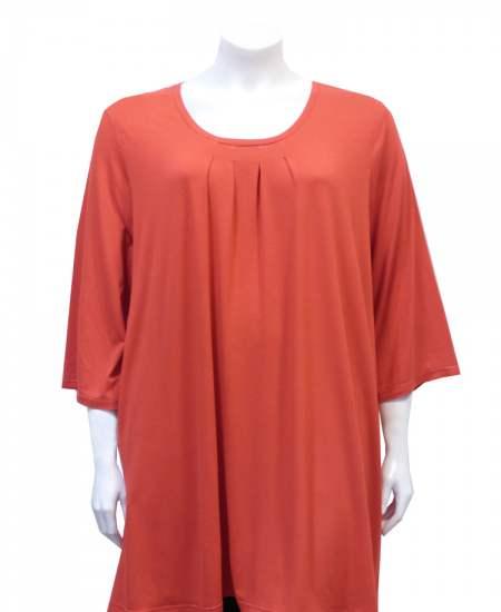 Блуза Плоха в червено