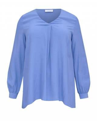Блуза плоха синя