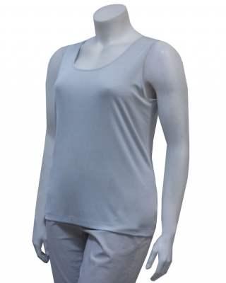 Блуза потник сив