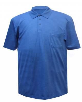 Блуза Ragman 5455391 изи кер синьо- зелен