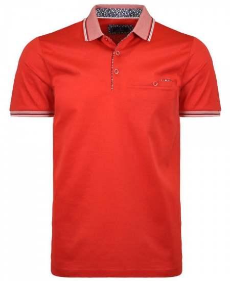 Блуза Ragman 926291 в червено