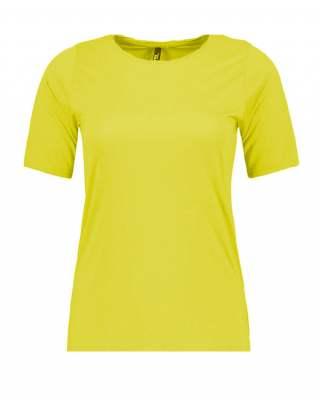 Блуза резеда бие ефект