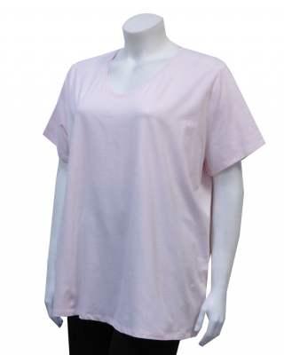 Блуза розов шпиц