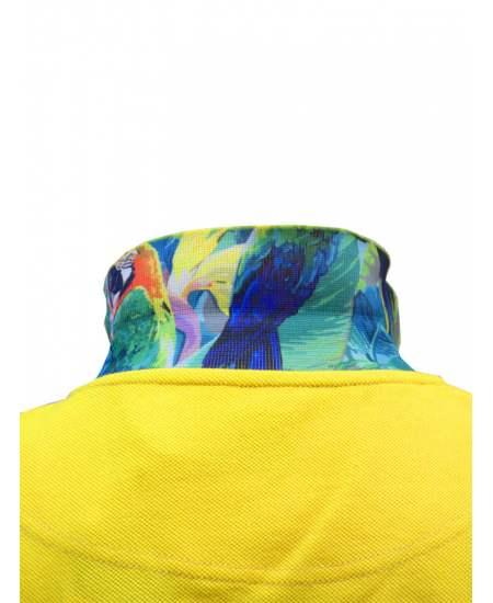 Блуза Ruck&Maul папи жълт