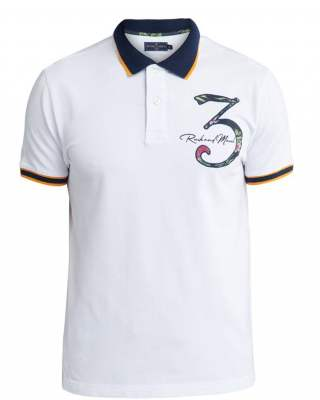 Блуза Ruck&Maul стил в бяло