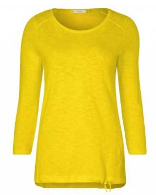 Блуза Сесил в жълто