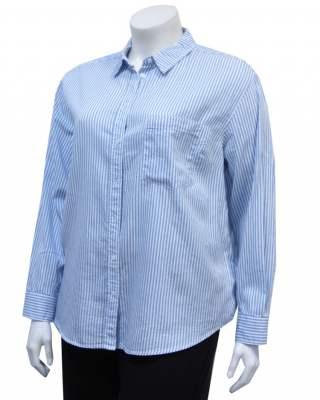 Блуза шемизета райе