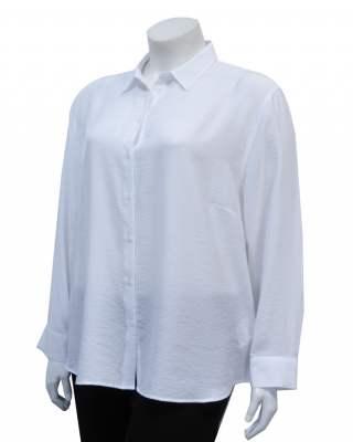 Блуза шемизета в бяло