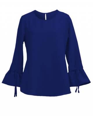 Блуза Шик в синьо