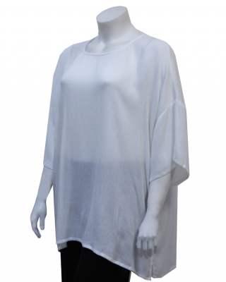 Блуза Стил в бяло