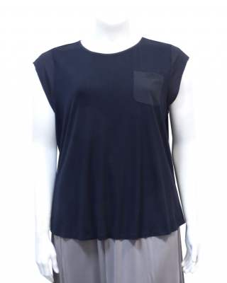 Блуза Стил в черно