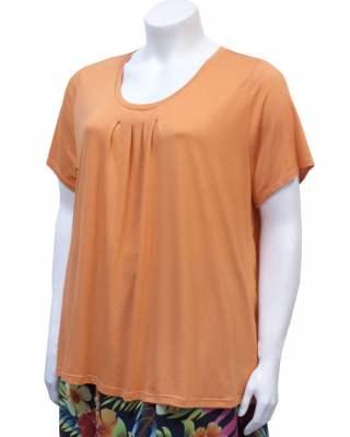 Блуза Стил плоха в оранжево