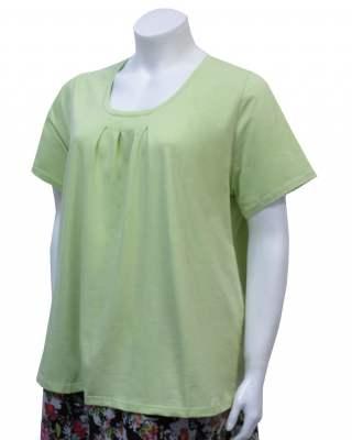 Блуза Стил плоха в зелено
