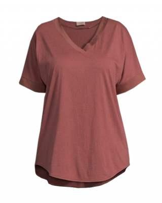 Блуза Triangle къс ръкав