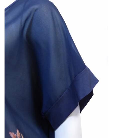 Блуза цветни орнаменти