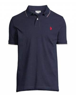 Блуза US Polo Assn тъмносин