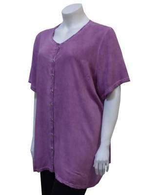 Блуза винтидж с копчета